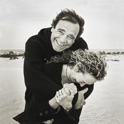Me and my wife Jodi - photography by Joe Liles