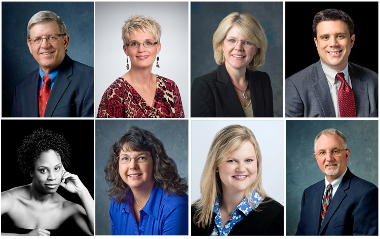 Corporate head shot photography